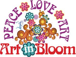 Logo Art in Bloom No Date