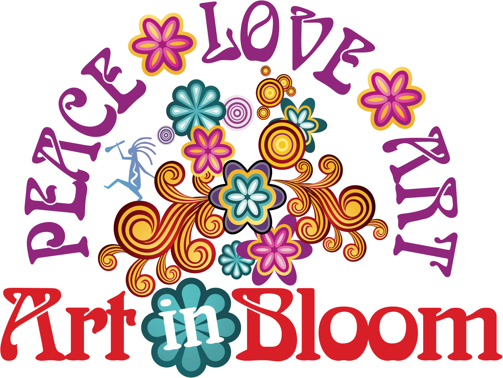 Logo Art in Bloom No Date